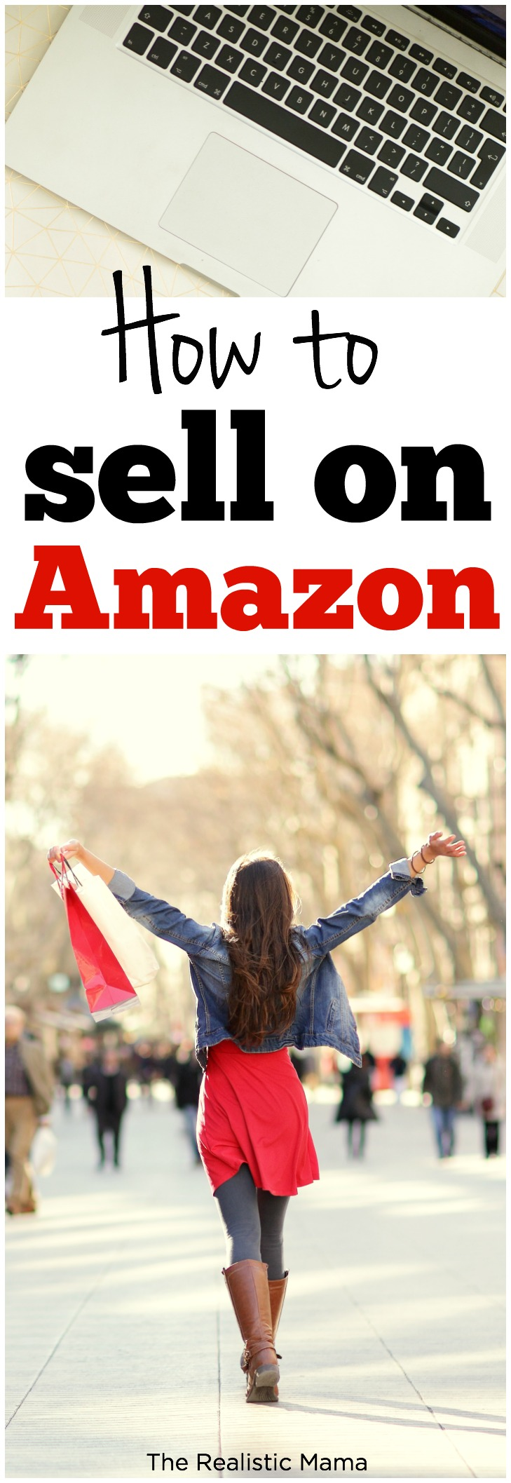 Everything you ever wanted to know about how to sell on Amazon and work from home!
