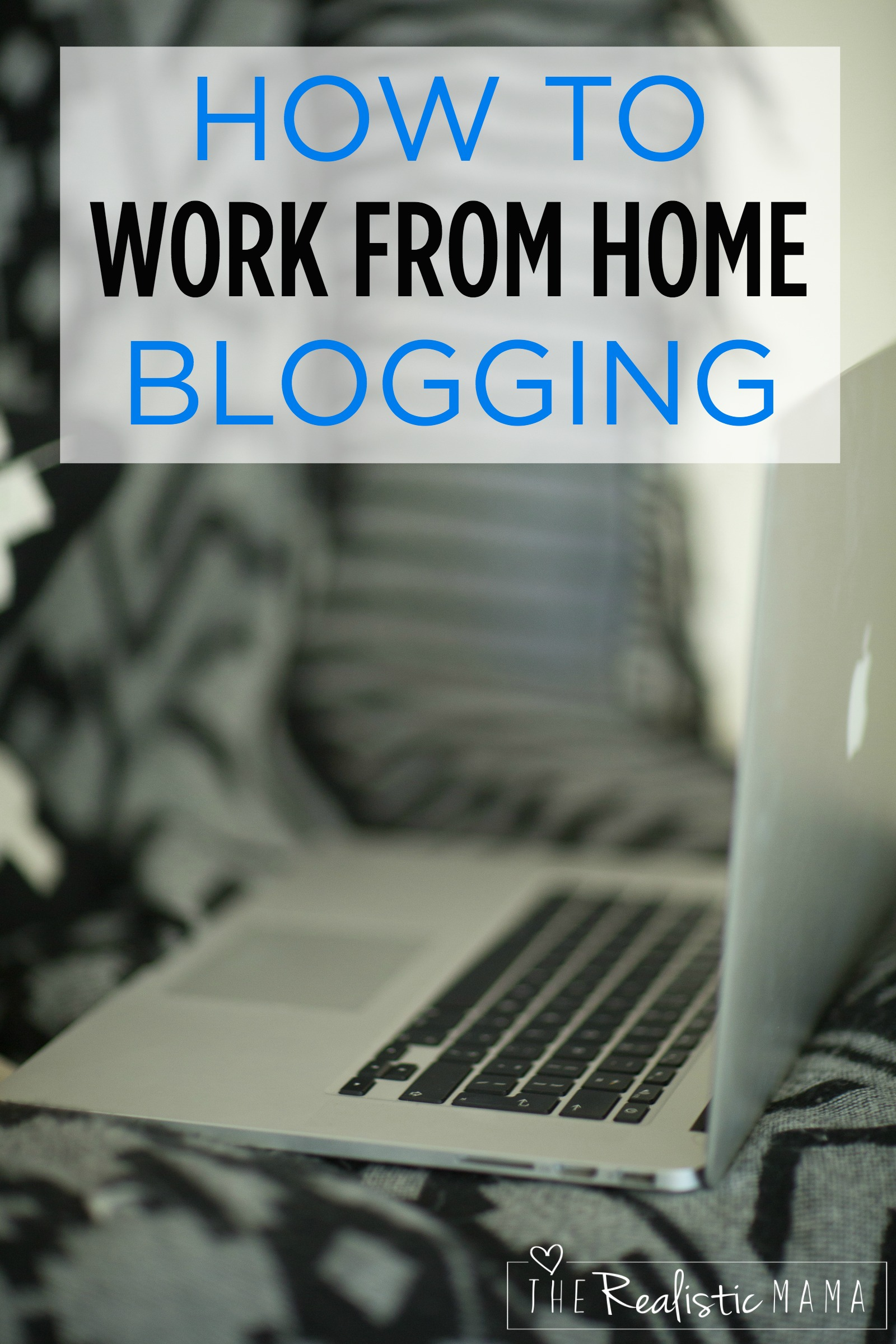 Work from home blogging - inerview with everything you need to know about starting a blog, what the first year looks like, how much you can realistically make, and more.