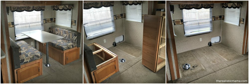 Progress of RV Remodel