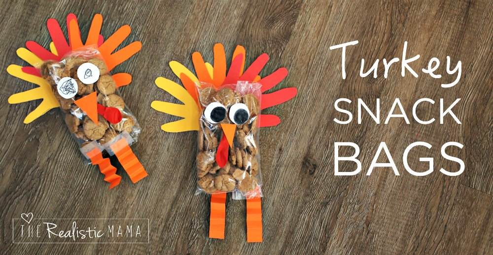 Turkey Craft AND Snack