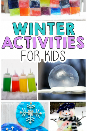 14 Fun Winter Activities For Kids