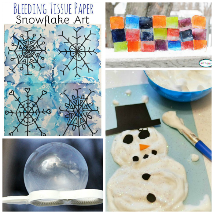 winter ideas for kids