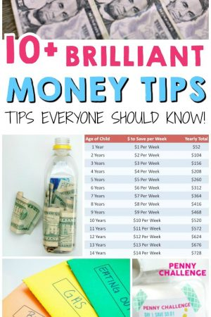 10 Brilliant Money Tips
