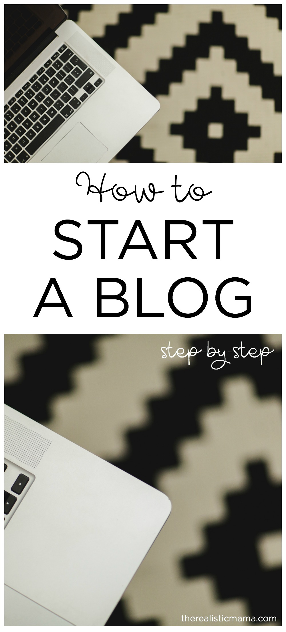 How to Start a Blog Step-by-Step