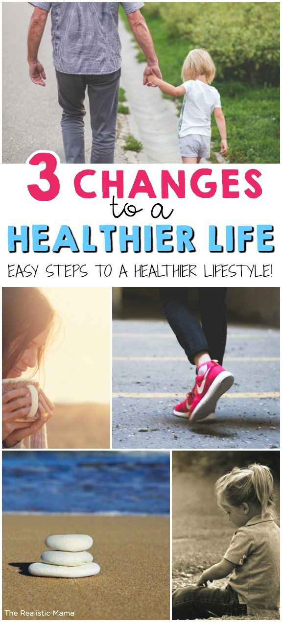 Easy Changes To a Healthier Life