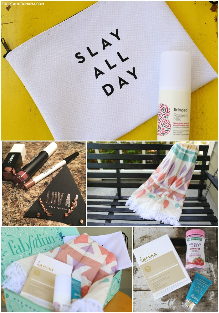 What's Inside a FabFitFun Box