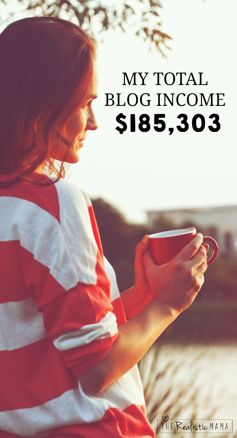 Make a Plan and Do Big Things! My Total Blog Income $185,303
