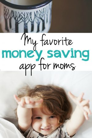Best Money Saving App for Moms