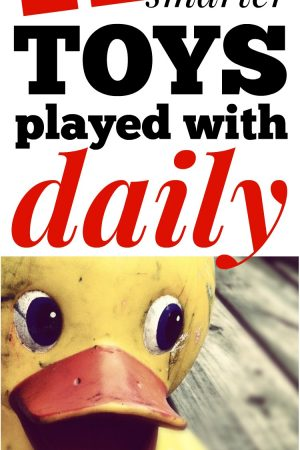 11 SMARTER Toys Played with Daily!