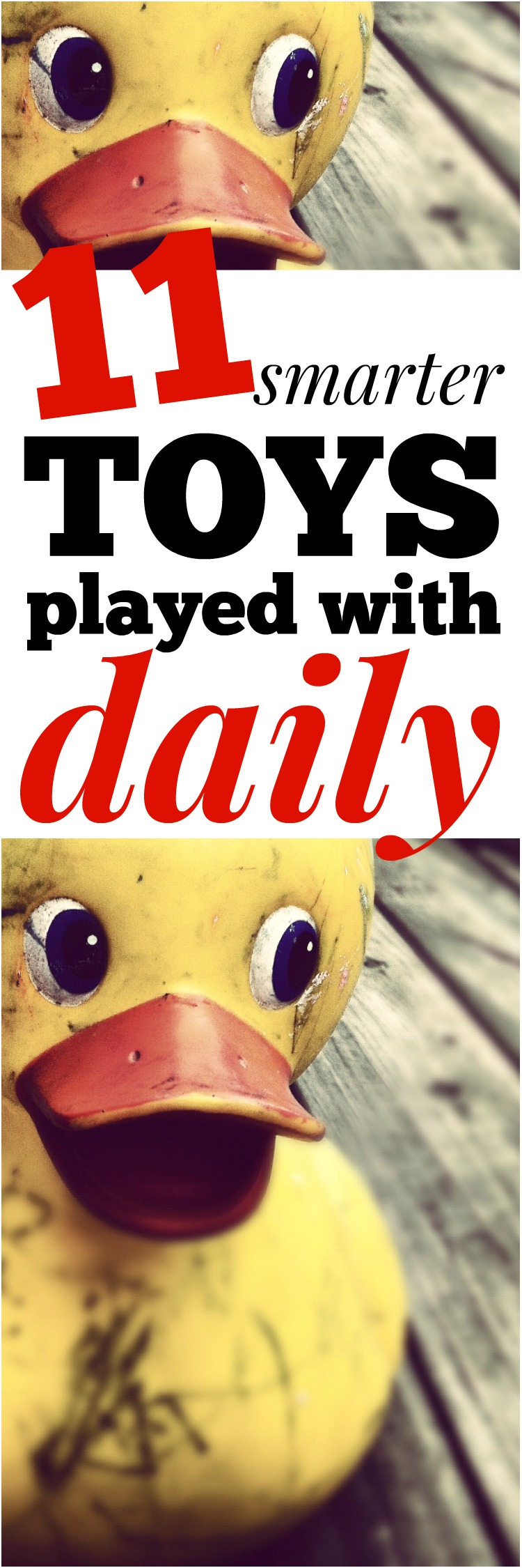 11 BEST Toys Played with Daily!
