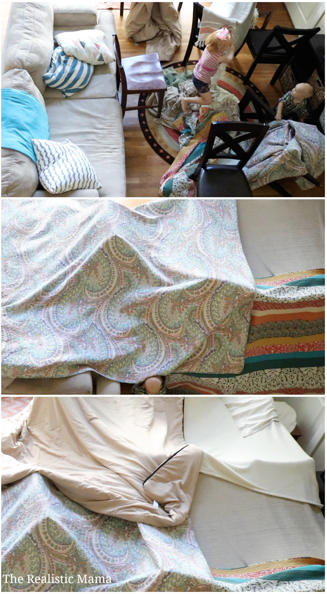 Living Room Forts