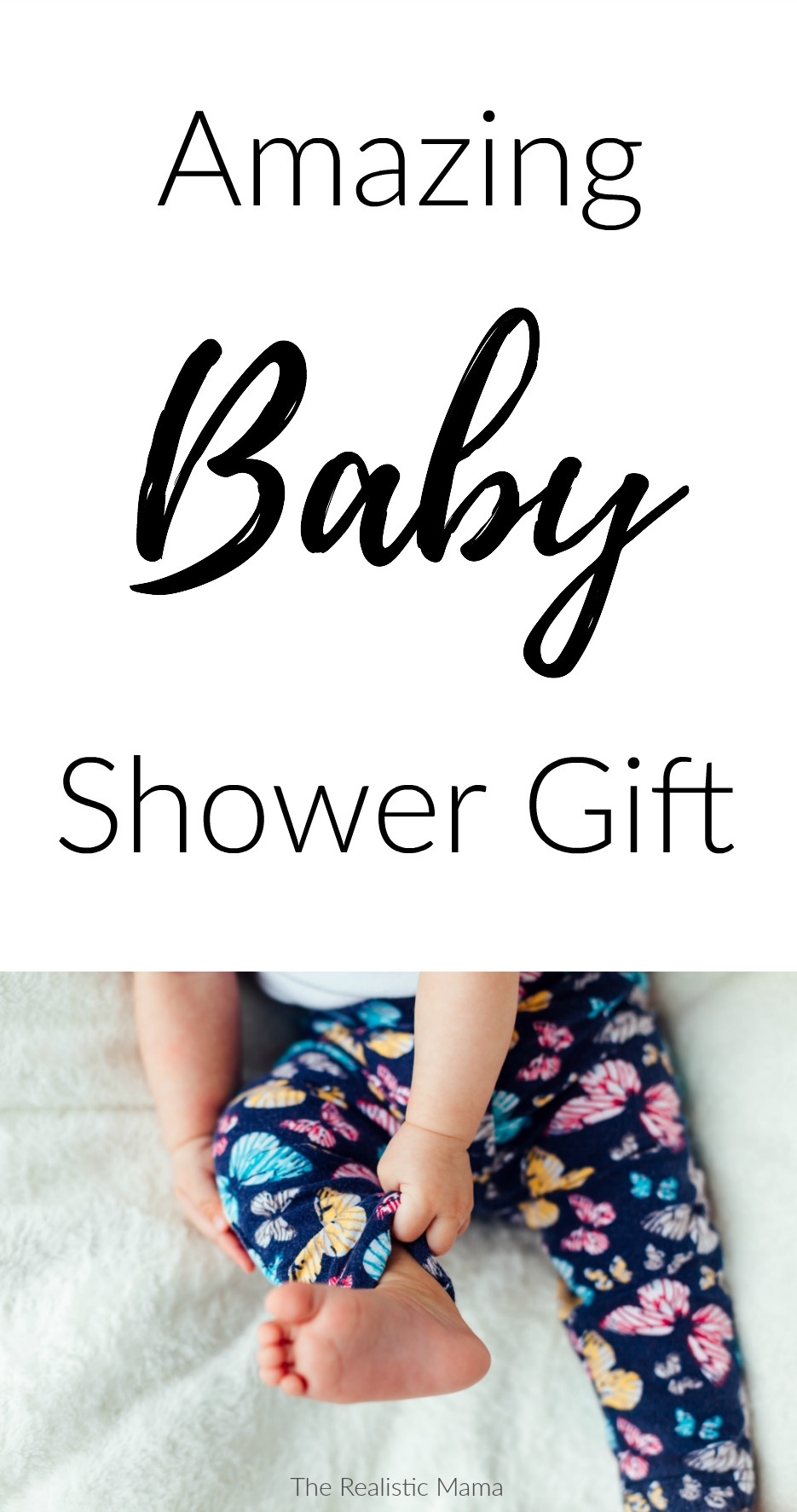 Amazing Baby Shower Gift Idea