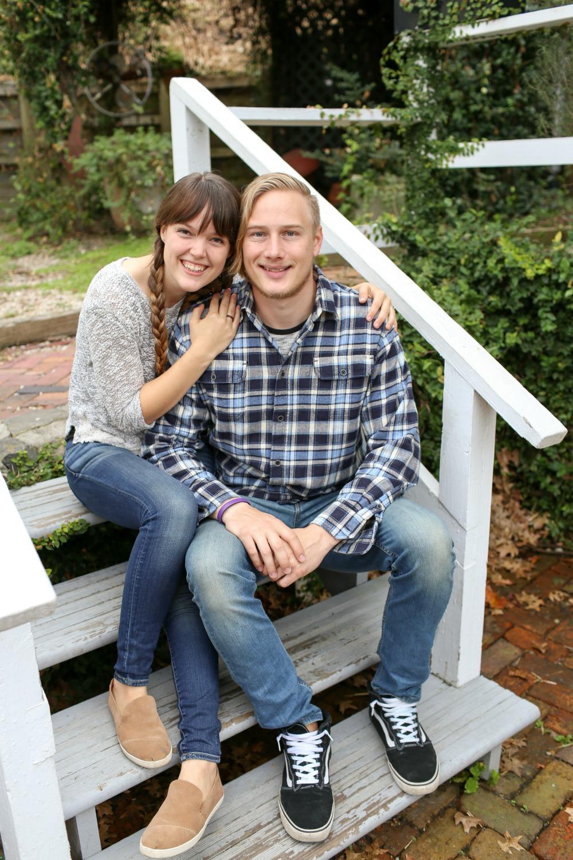 blogger couple