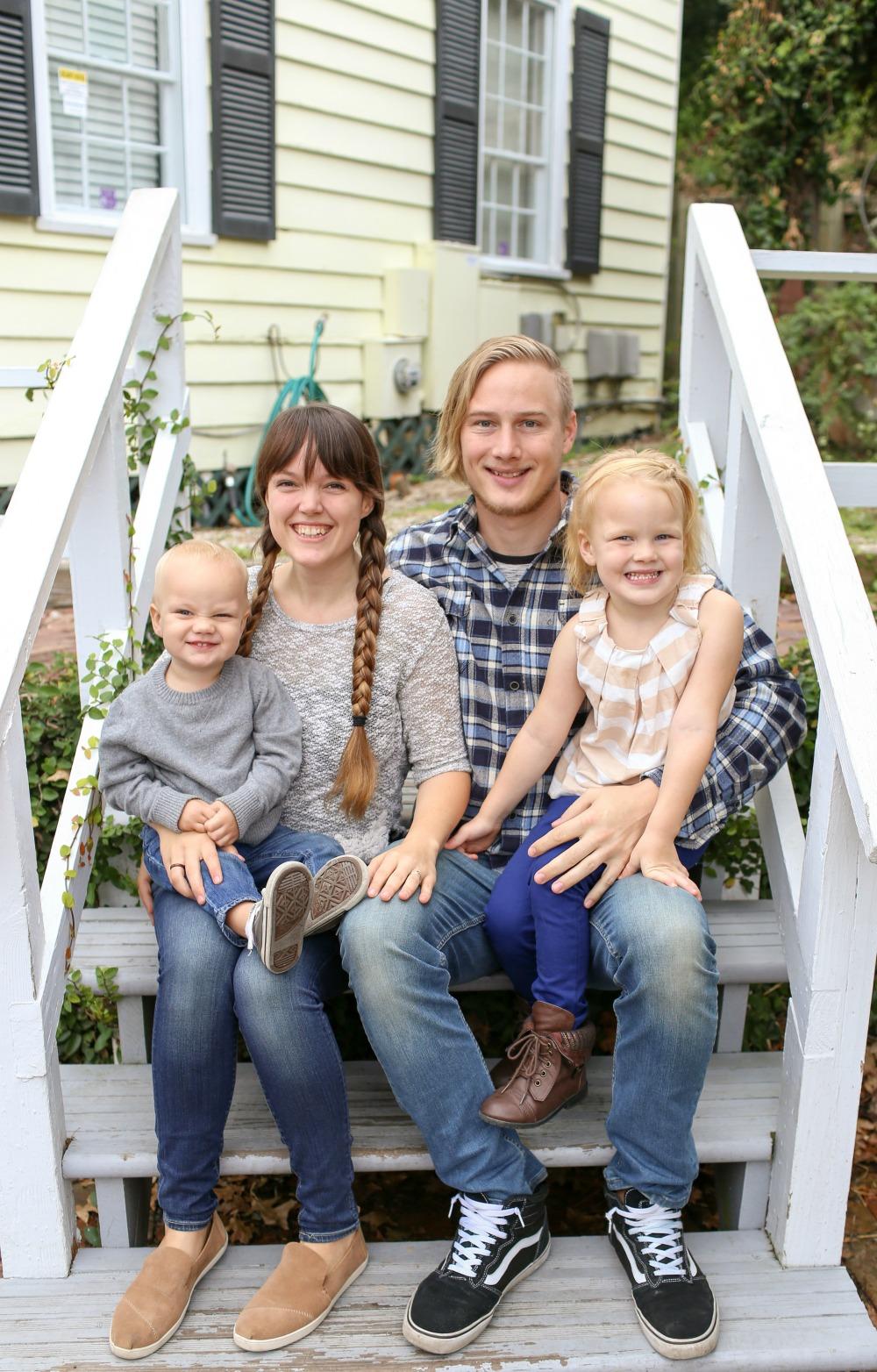 blogging family