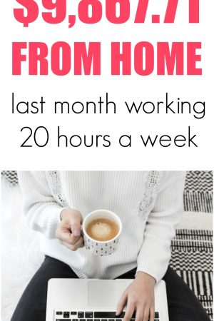 December Income Report: How To Make $10,000 a Month From Home