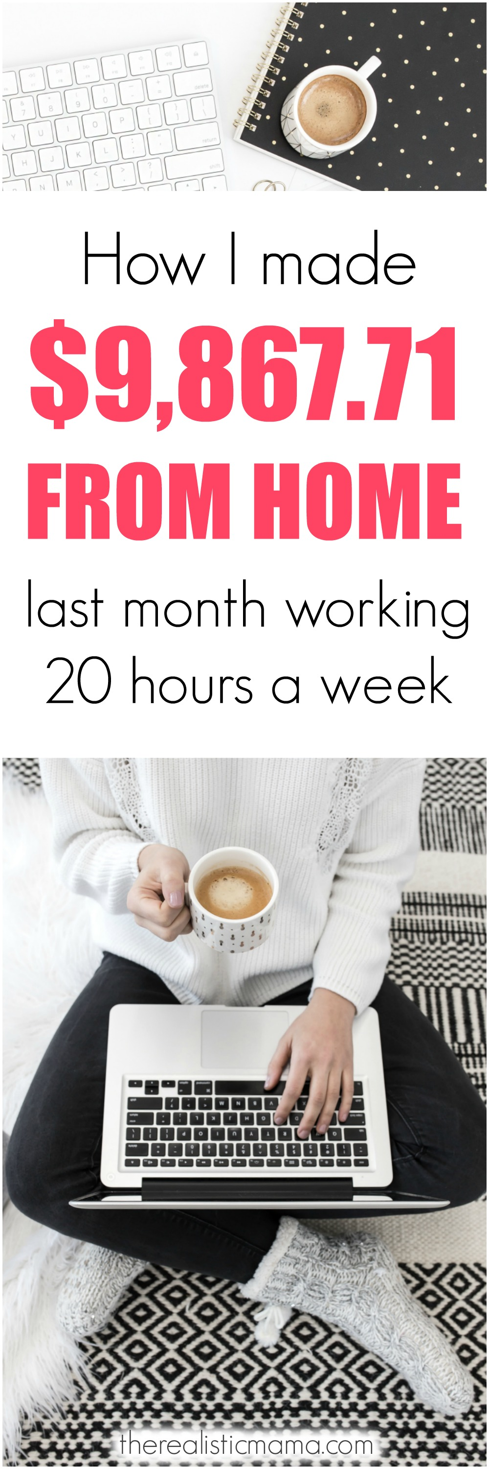 How I made $9867.71 from home last month working 20 hours a week