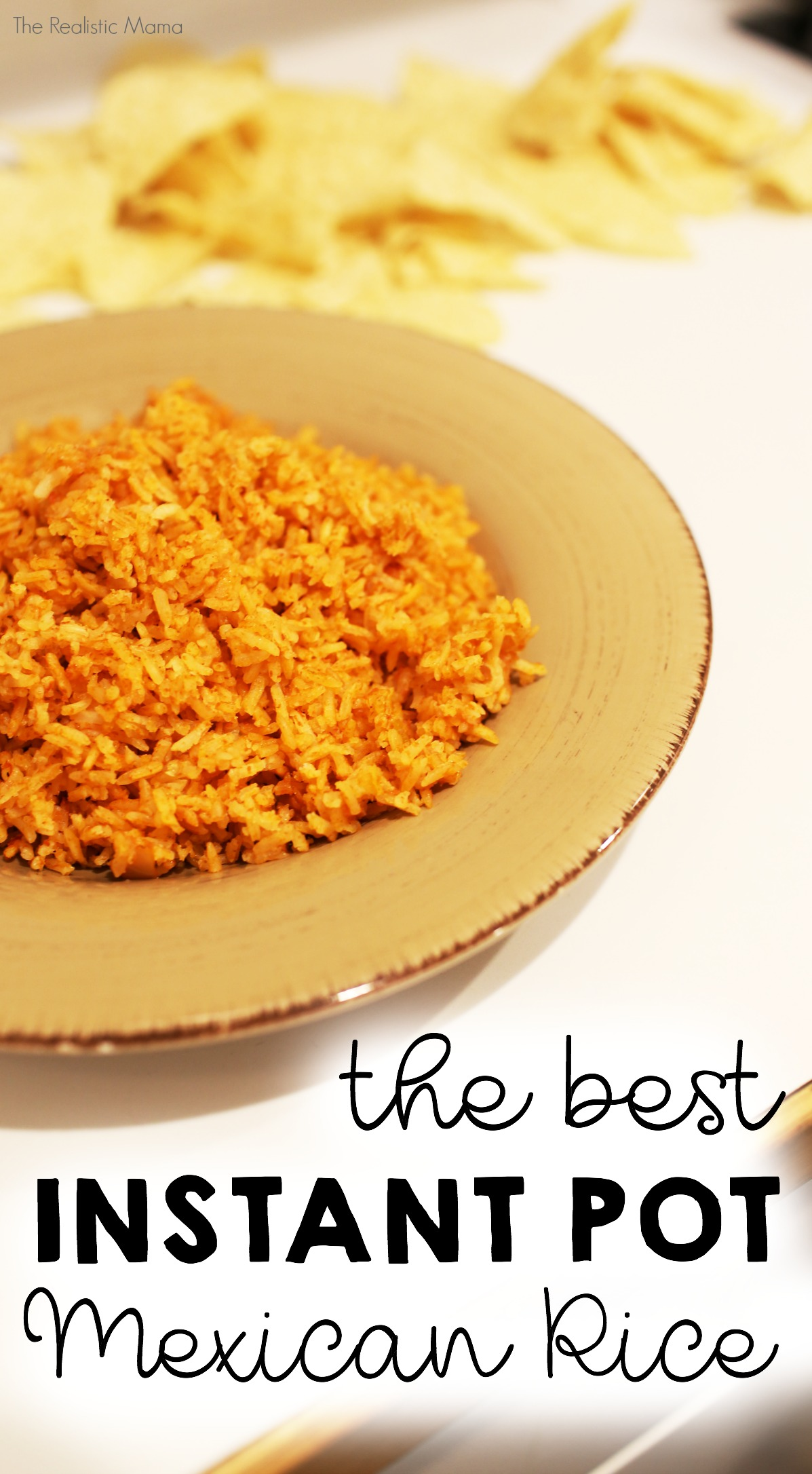 Mexican Rice in the Instant | Yummy and Easy!