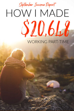PART-TIME. September Income Report $20,648 working part-time from home
