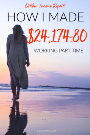 $24,174.80 made last month PART-TIME
